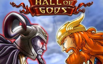 Play Hall of Gods Online Pokies and Win Exciting Prizes