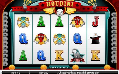 Visit the Tricky World of Houdini