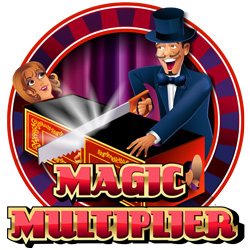 Feel the Magical Moments of Magic Multiplier Pokie